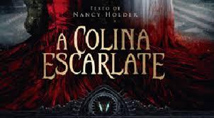 Fanfic / Fanfiction A colina escarlate