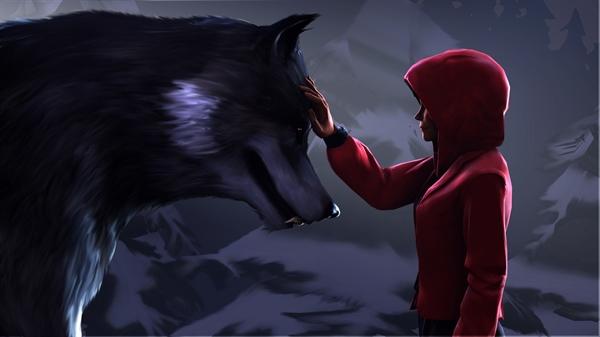 Fanfic / Fanfiction A Companhia dos Lobos.