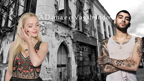 Fanfic / Fanfiction A Dama e o Vagbundo