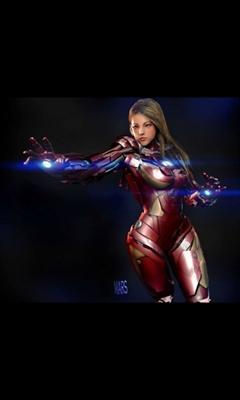 Fanfic / Fanfiction A Filha do Homem De Ferro