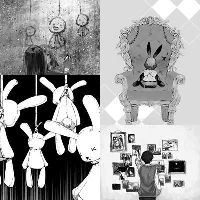 Fanfic / Fanfiction A Habbit's Hole- Interativa