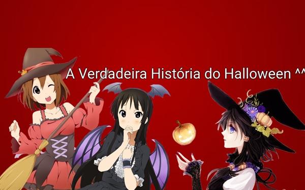 Fanfic / Fanfiction A Verdadeira História do Halloween ^^