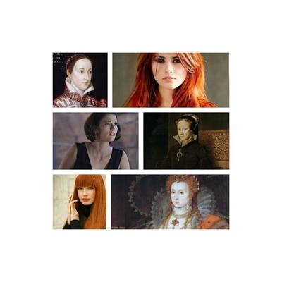 Fanfic / Fanfiction A Vida das primas Tudor e Stuart SEC. XXI