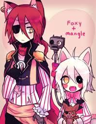 "Fanfic / Fanfiction After ""87""(foxy x mangle)"