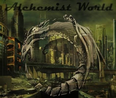 Fanfic / Fanfiction Alchemist Word: Infinity magic