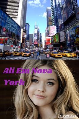 Fanfic / Fanfiction Ali em Nova York