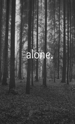 Fanfic / Fanfiction Alone.