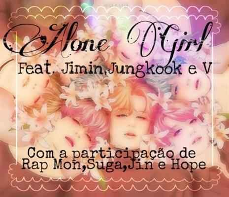 Fanfic / Fanfiction Alone Girl feat Kook