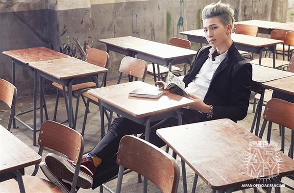 Fanfic / Fanfiction Alphabet Boy - Imagine Namjoon