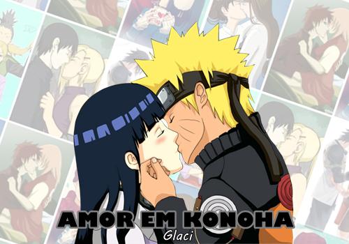 Fanfic / Fanfiction Amor em Konoha