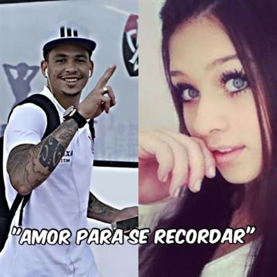 "Fanfic / Fanfiction ""Amor para se recordar"""