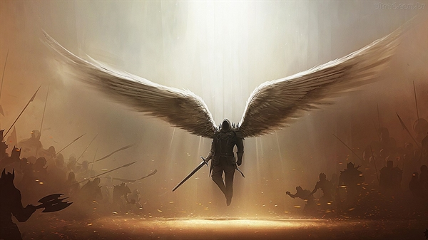 Fanfic / Fanfiction Angels,Demons,Fairys and Gods