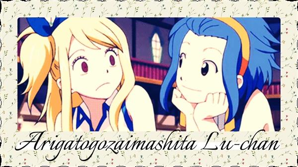 Fanfic / Fanfiction Arigatogozaimashita Lu-chan