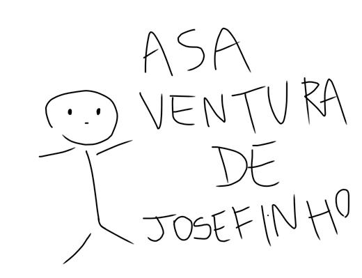 Fanfic / Fanfiction Asa Ventura De Josefinho