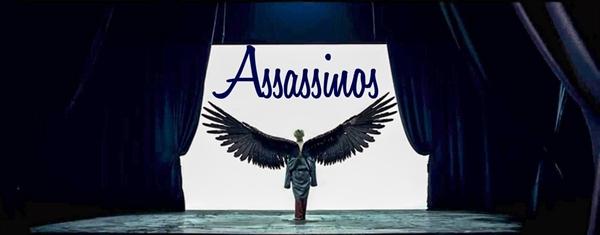 Fanfic / Fanfiction Assassinos - Imagine Kim Taehyung (V)