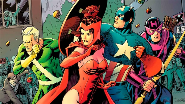 Fanfic / Fanfiction Avengers - Texting