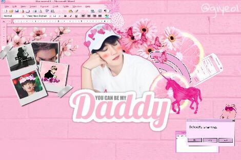 Fanfic / Fanfiction Be my daddy- Chanbaek