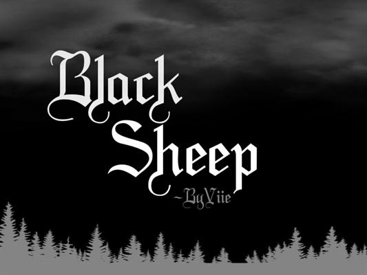 Fanfic / Fanfiction Black Sheep Interativa