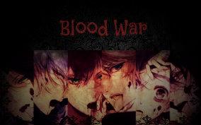 Fanfic / Fanfiction Blood War - Interativa