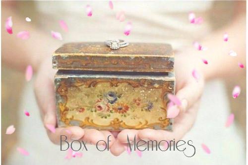 Fanfic / Fanfiction Box of memories