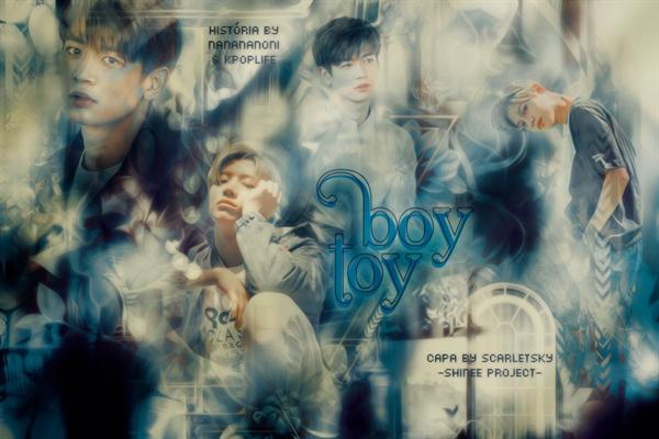 Fanfic / Fanfiction Boy Toy