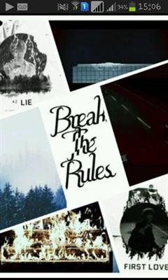 Fanfic / Fanfiction Break the Rules