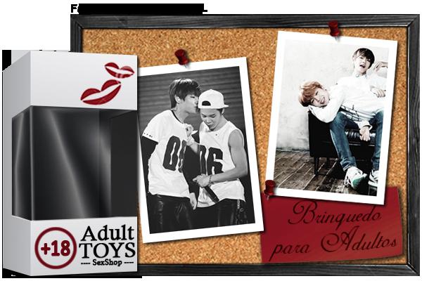 Fanfic / Fanfiction Brinquedo para Adultos (Vmin)