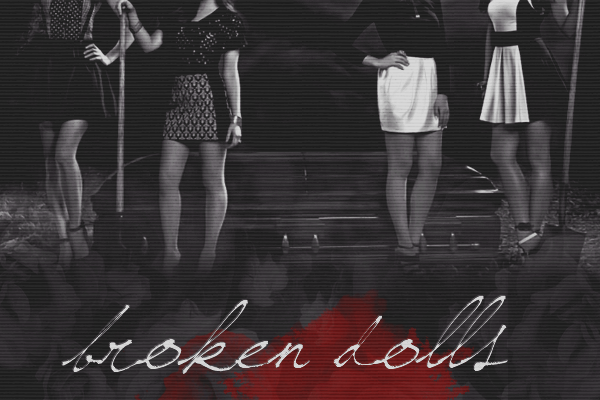 Fanfic / Fanfiction Broken Dolls