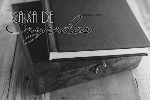 Fanfic / Fanfiction Caixa de Segredos - INTERATIVA