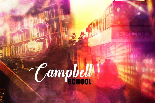 Fanfic / Fanfiction Campbell School (Interativa)