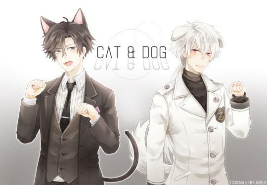 Fanfic / Fanfiction Cat & Dog