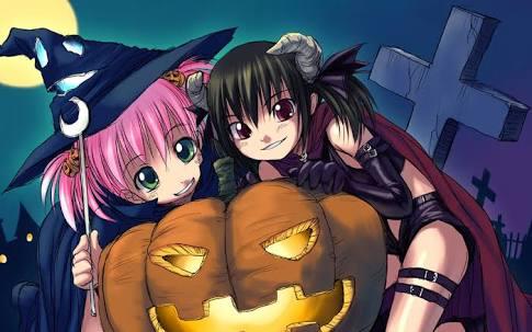 Fanfic / Fanfiction Cidade do Halloween;