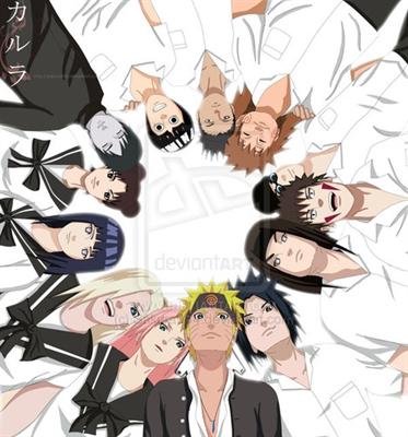 Fanfic / Fanfiction Colégio Elite de Konohagakure (SasuHina) (NaruSaku) e outros