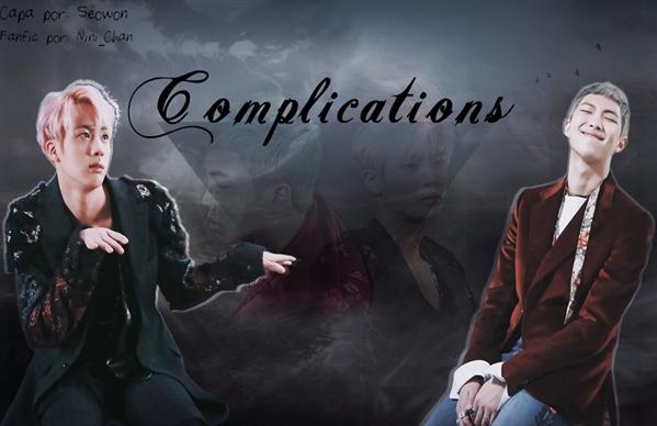 Fanfic / Fanfiction Complications - NamJin