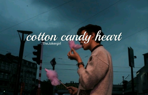 Fanfic / Fanfiction Cotton candy heart