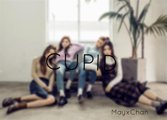 Fanfic / Fanfiction CUPID - Interativa