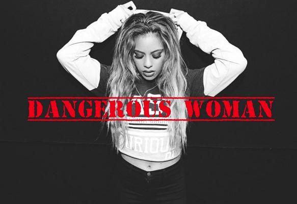 Fanfic / Fanfiction Dangerous Woman - Norminah