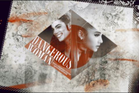 Fanfic / Fanfiction Dangerous Woman