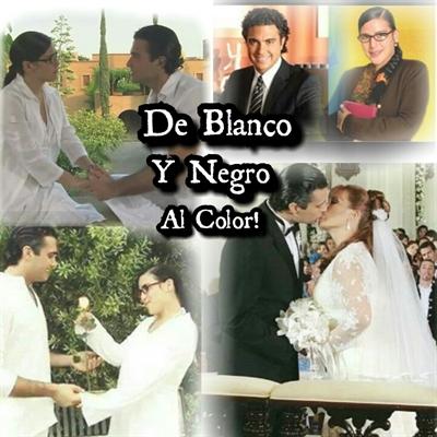 Fanfic / Fanfiction De Blanco Y Negro,Al Color!