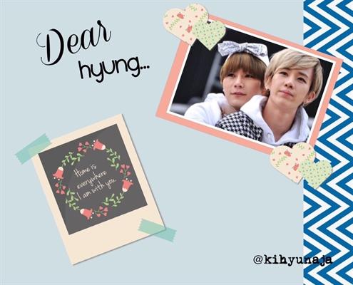 Fanfic / Fanfiction Dear Hyung