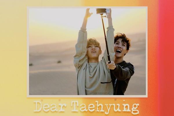 Fanfic / Fanfiction Dear Taehyung