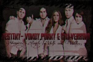 Fanfic / Fanfiction Destiny RBD - Vondy, Ponny e Chaverroni
