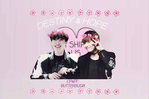 Fanfic / Fanfiction Destiny and Hope