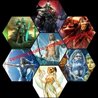 Fanfic / Fanfiction Deuse e Humanos: O Equilibrio dos Mundos(interativa)