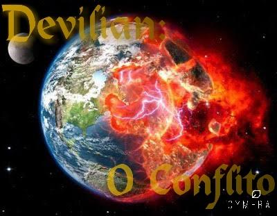 Fanfic / Fanfiction Devilian: O Conflito - Interativa