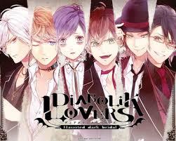 Fanfic / Fanfiction Diabolik Lovers (interativa)