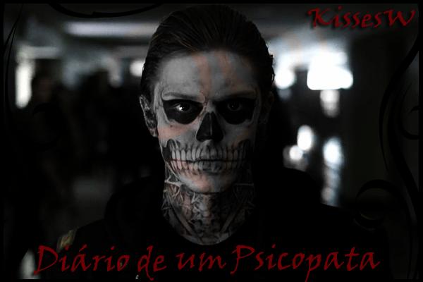 Fanfic / Fanfiction Diário de um Psicopata