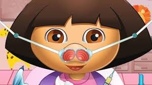 Fanfic / Fanfiction Dora, a aventureira Se F***