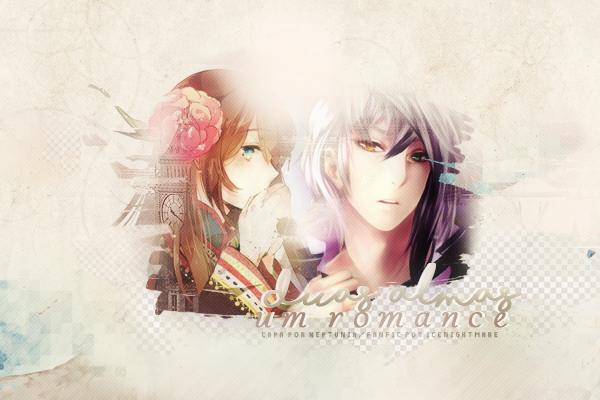 Fanfic / Fanfiction Duas almas, um Romance...