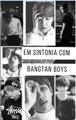 Fanfic / Fanfiction Em sintonia com Bangtan Boys